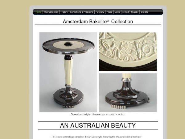 amsterdambakelitecollection.com