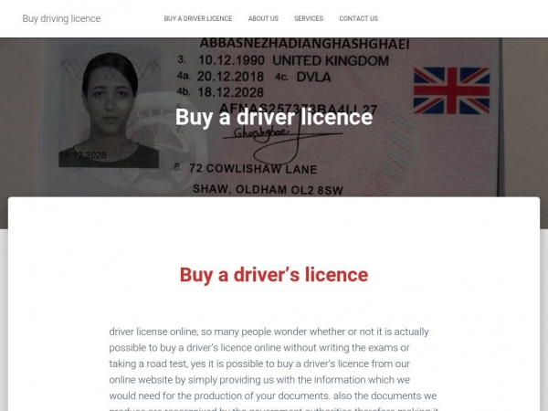 authenticlicence.com