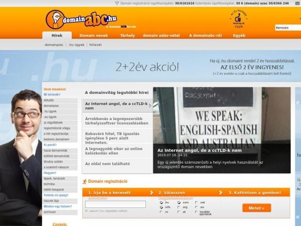domainabc.hu