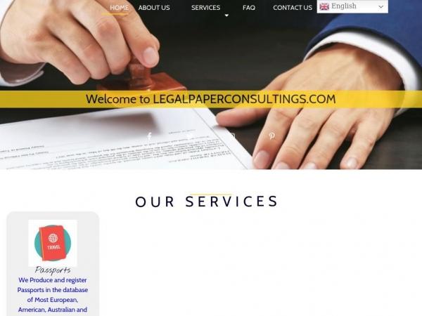 legalpaperconsultings.com