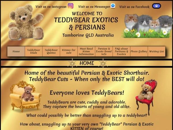 teddybearcatz.com