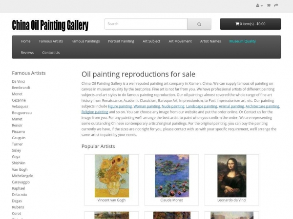 chinaoilpaintinggallery.com
