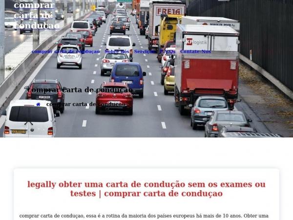 comprarcartaconducao.com