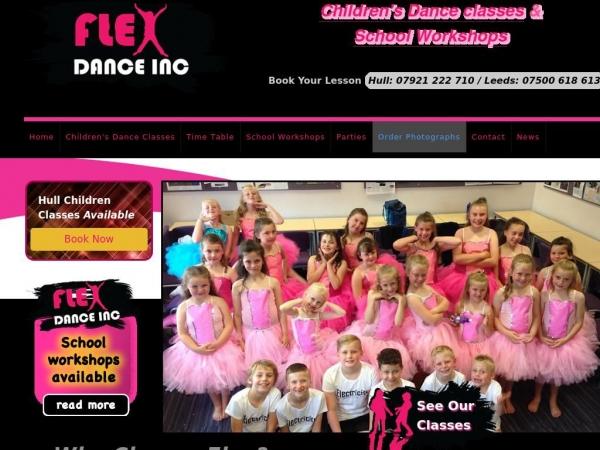 flexdanceinc.co.uk