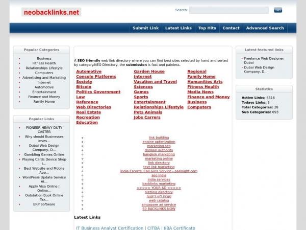 neobacklinks.net